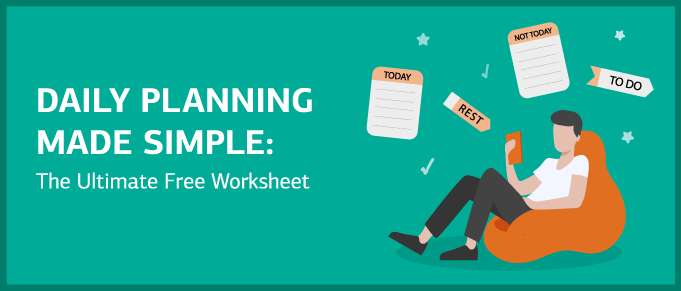 Daily planning made simple