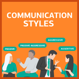 the four styles of communicating effectively