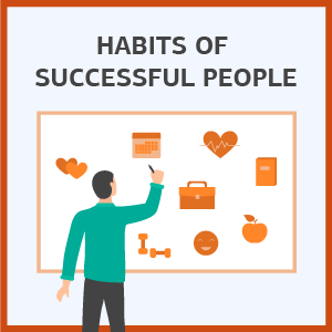 30 habits of successful people