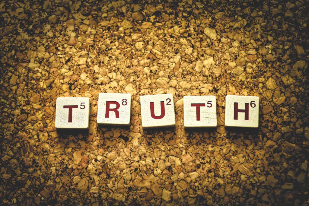 being true