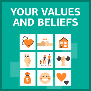 list of values