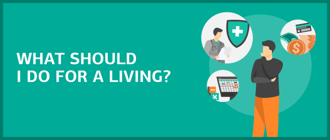 What Should I Do For a Living? Finding Your Perfect Career